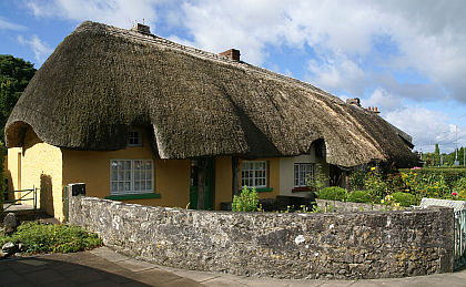 slamena strecha